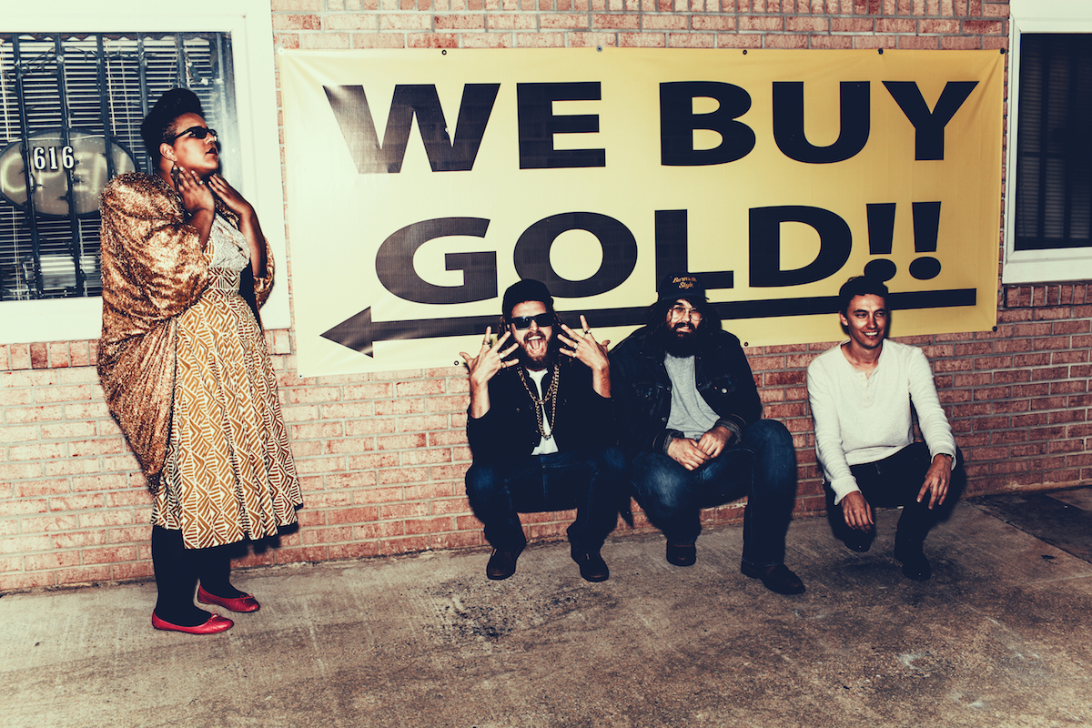 Alabama Shakes (Credit Roughtrade Records)