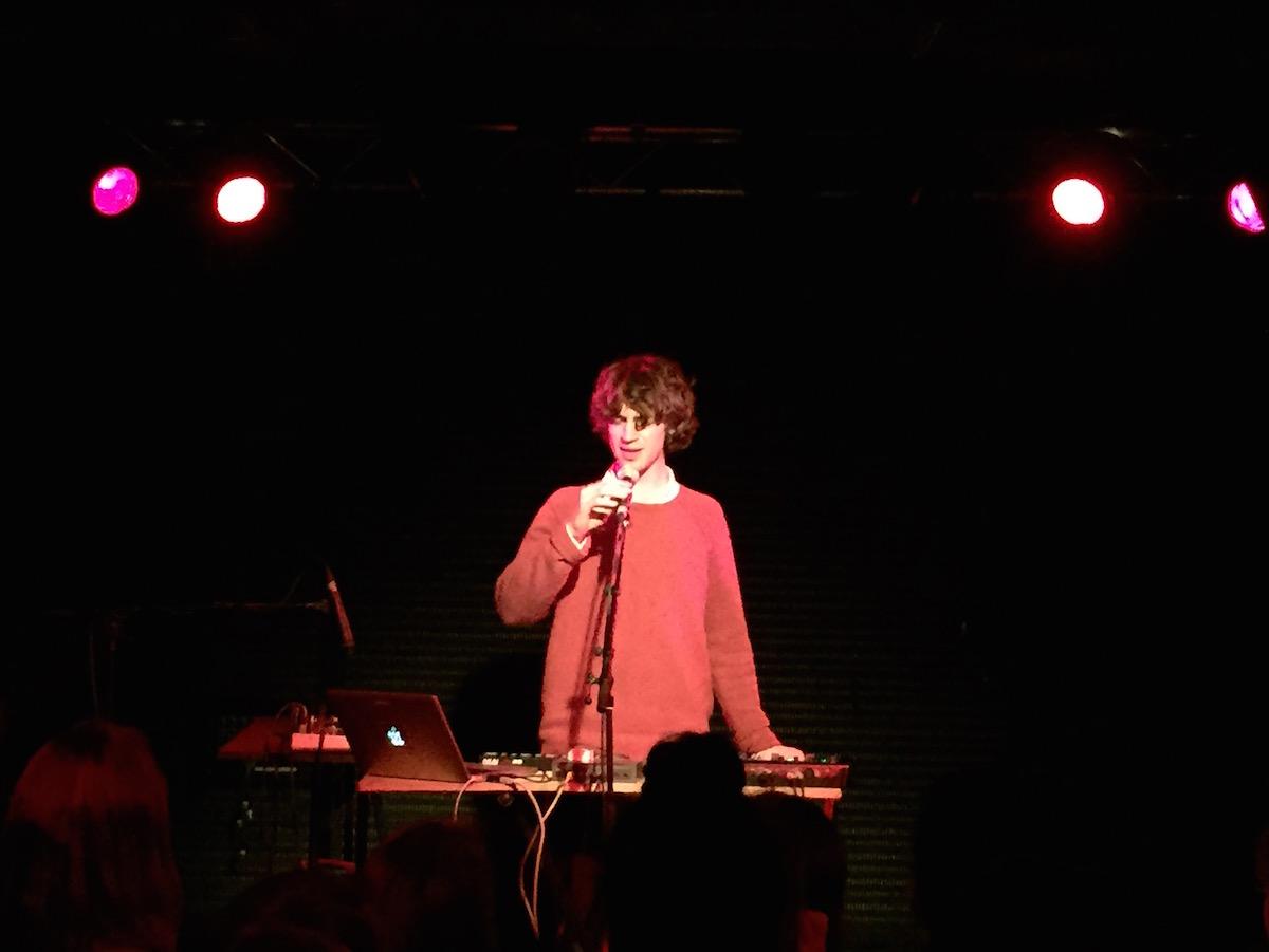 Cosmo Sheldrake (Credit MusikBlog)