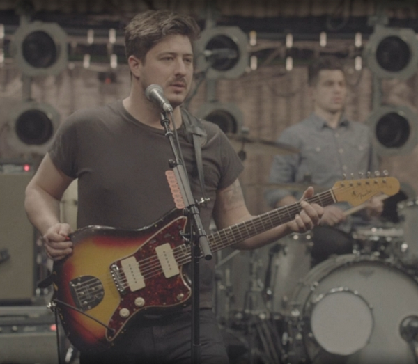 Mumford And Sons -The Wolf (Credit: Universal Music)
