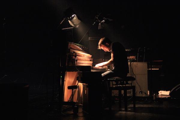 Nils Frahm (Credit Mauricio Quiñones MusikBlog)