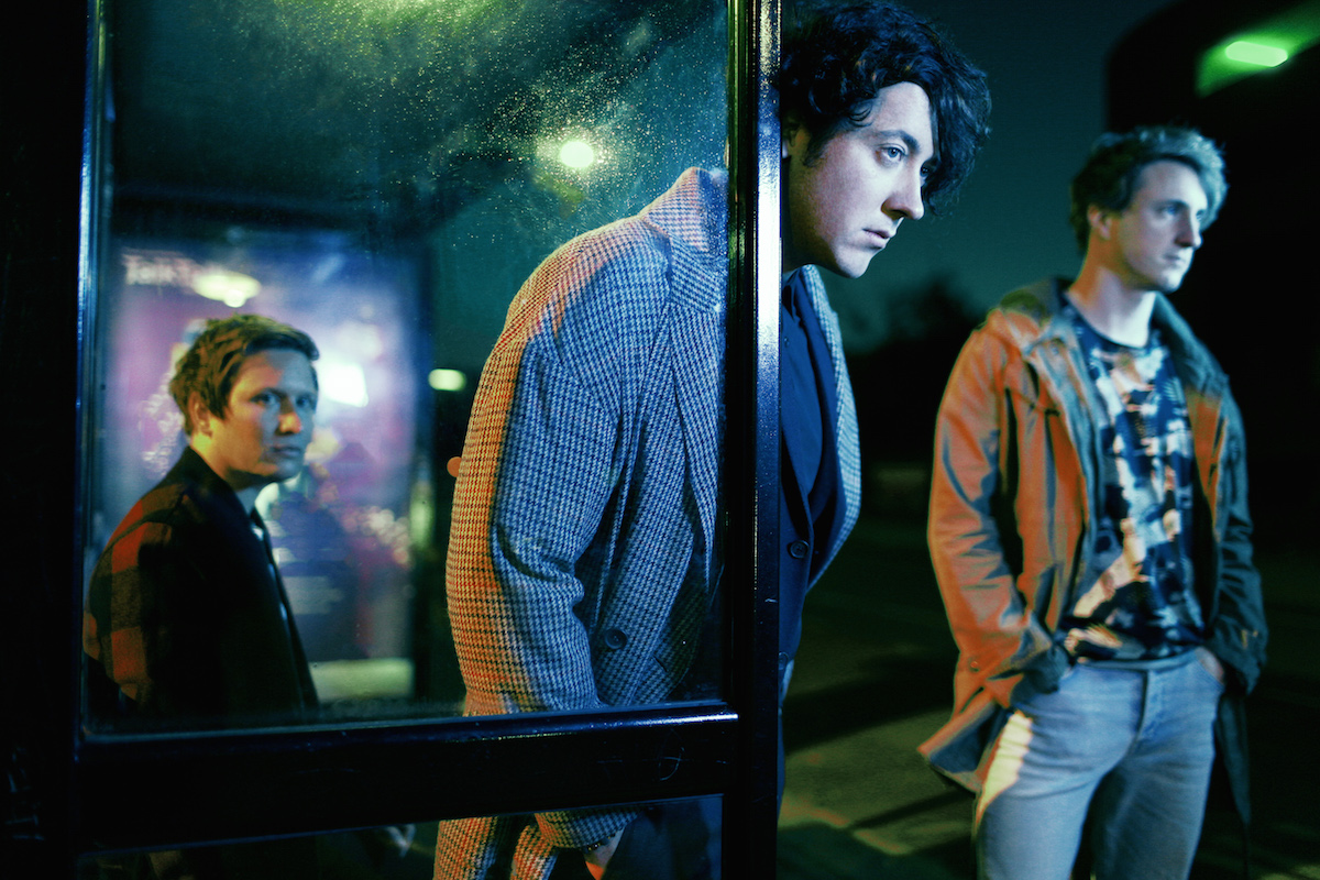The Wombats (Credit Warner Music)