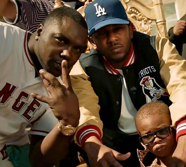 Kendrick Lamar - King Kunta (Credit: X)