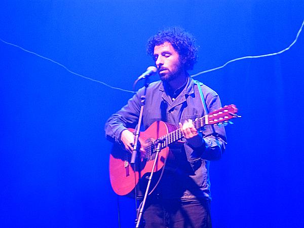 Jose Gonzalez (Credit Sarah Moussa)