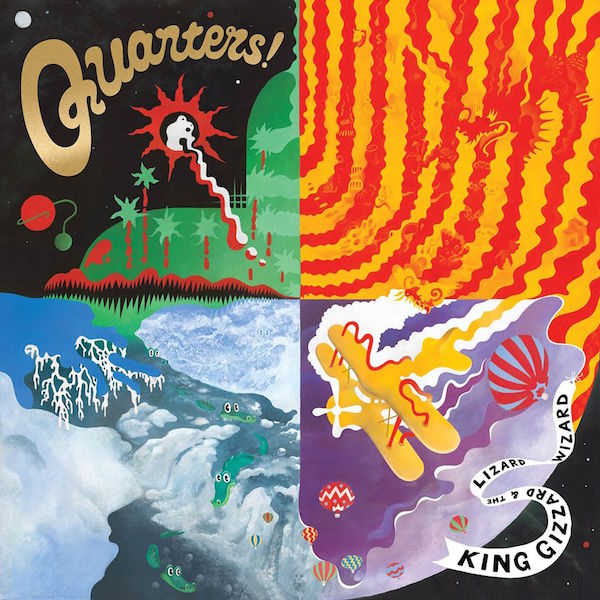 King Gizzard & The Lizard Wizard – Quarters