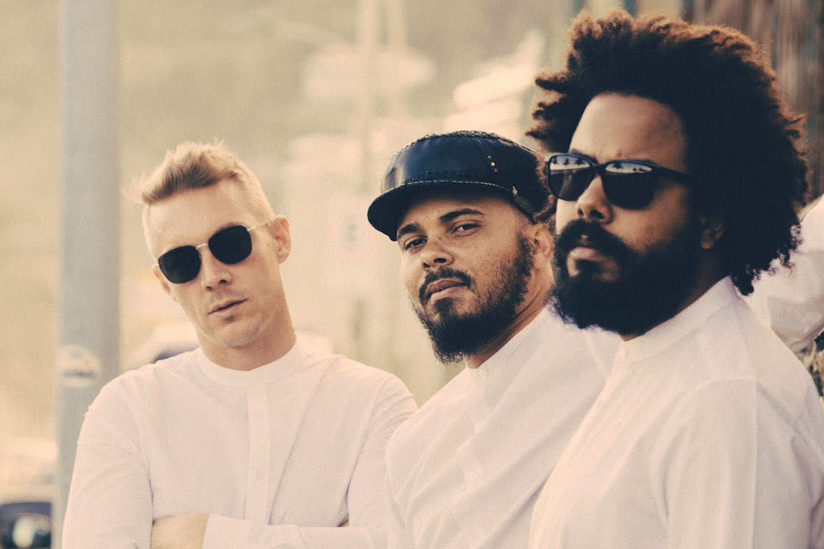 Major Lazer (Credit Warner Music)