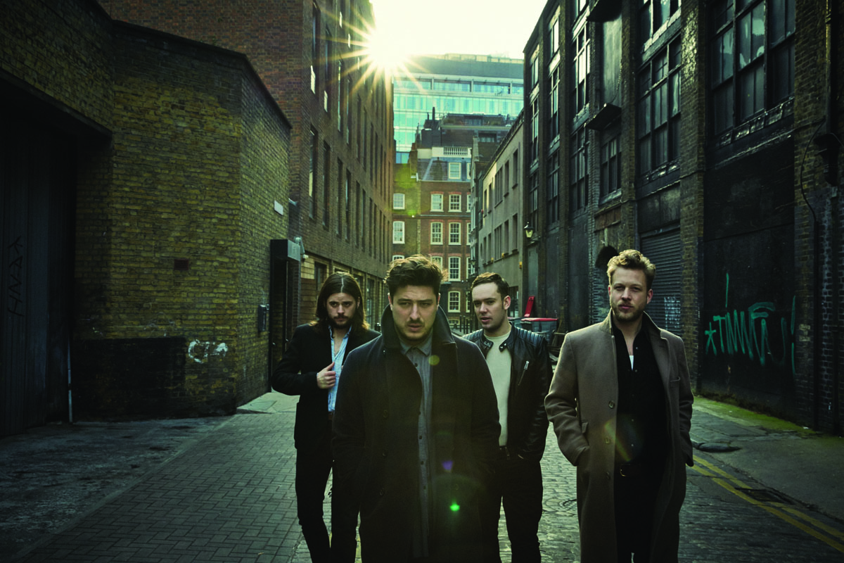 Mumford & Sons (Credit Universal Music)
