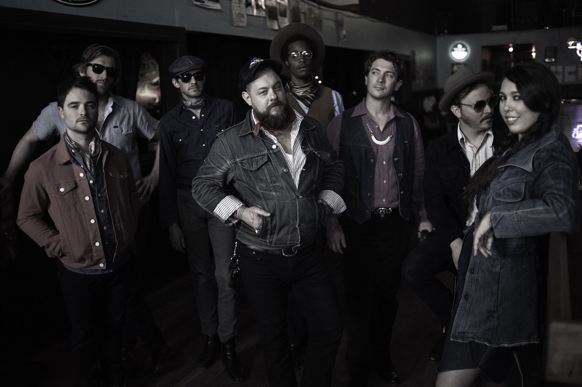 Nathaniel Rateliff & The Night Sweats (Credit Glenn Ross)