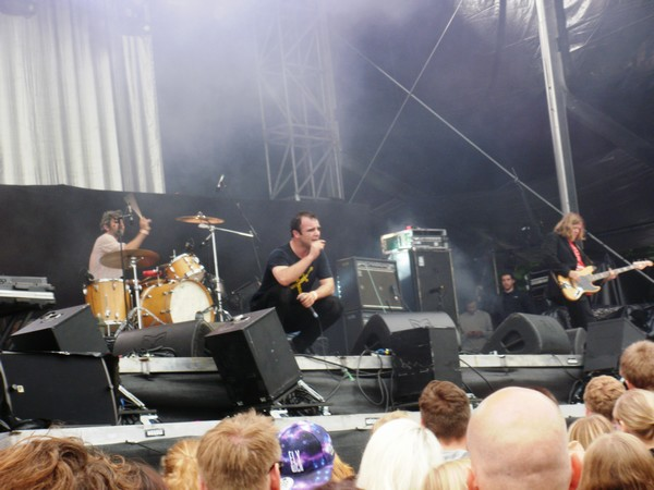 Future Islands (Credit MusikBlog)