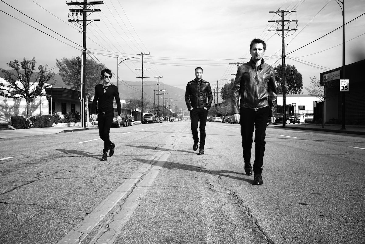 Muse (Credit Danny Clinch)
