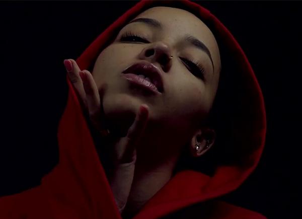 Tinashe – Cold Sweat (Credit: Stephen Garnett)