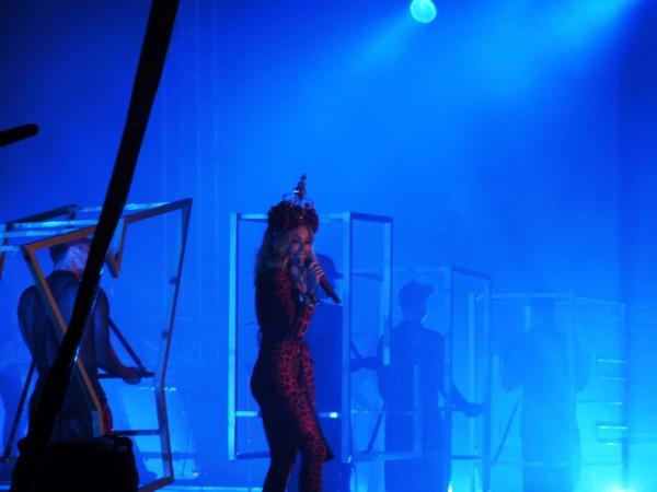 Kylie Minogue (Credit MusikBlog)