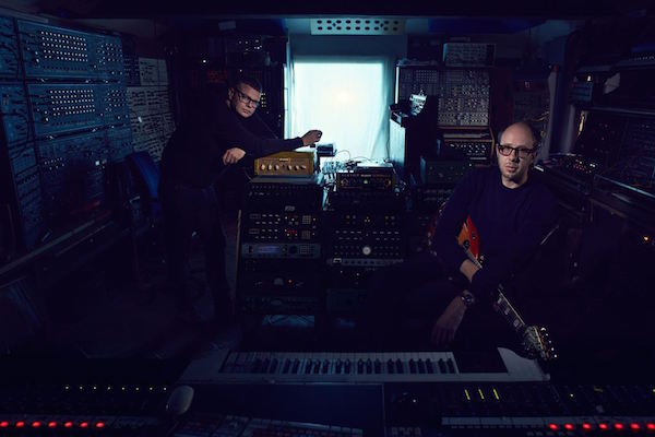 The Chemical Brothers (Credit Virgin)