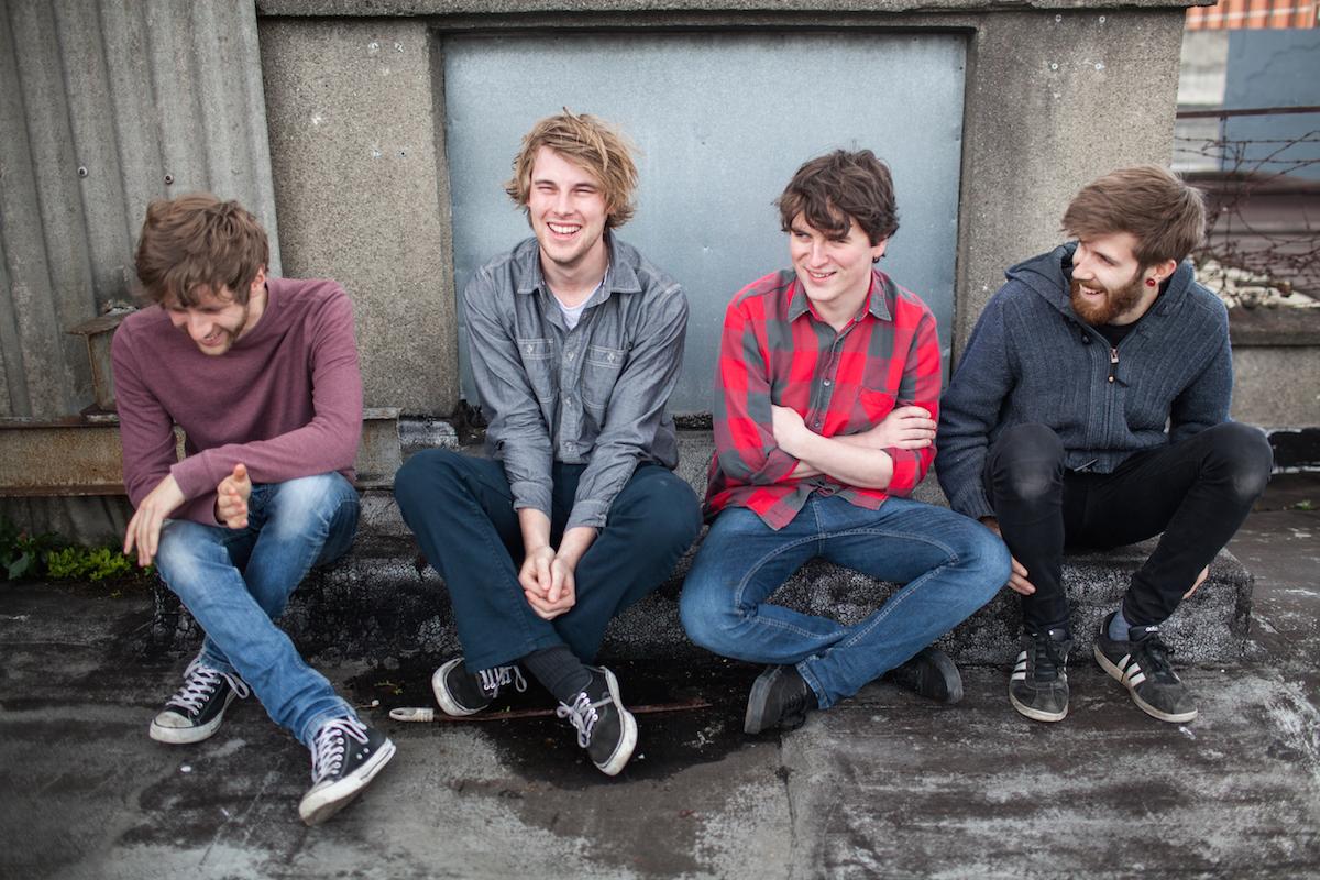 Girl Band (Credit Rough Trade)