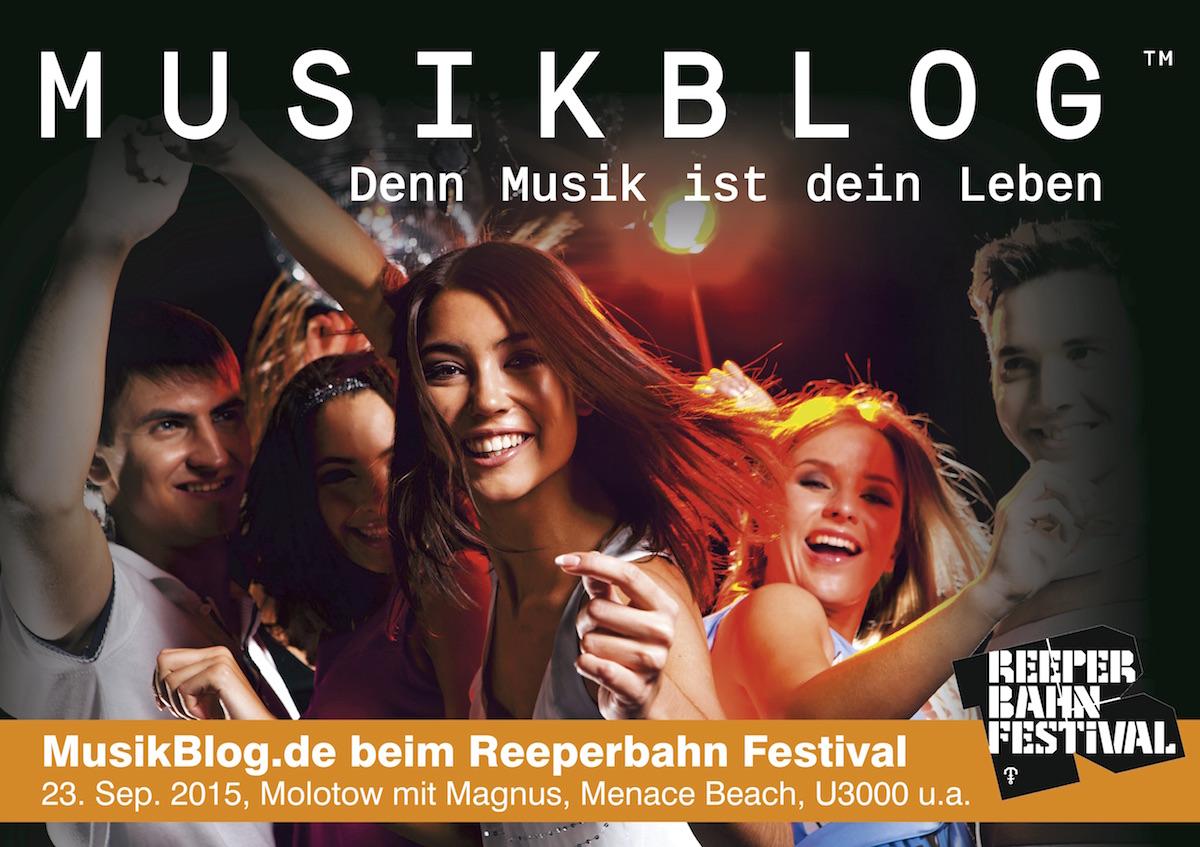 MusikBlog Poster Reeperbahn Festival