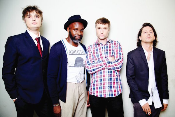The Libertines (Credit Universal Music)