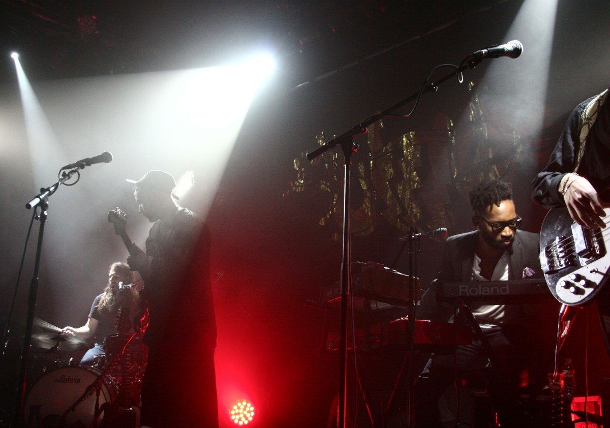 Unknown Mortal Orchestra (Credit Mauricio Quiñones MusikBlog)