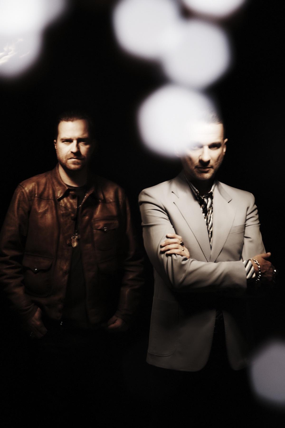 Dave Gahan & Soulsavers (Credit Sony Music)