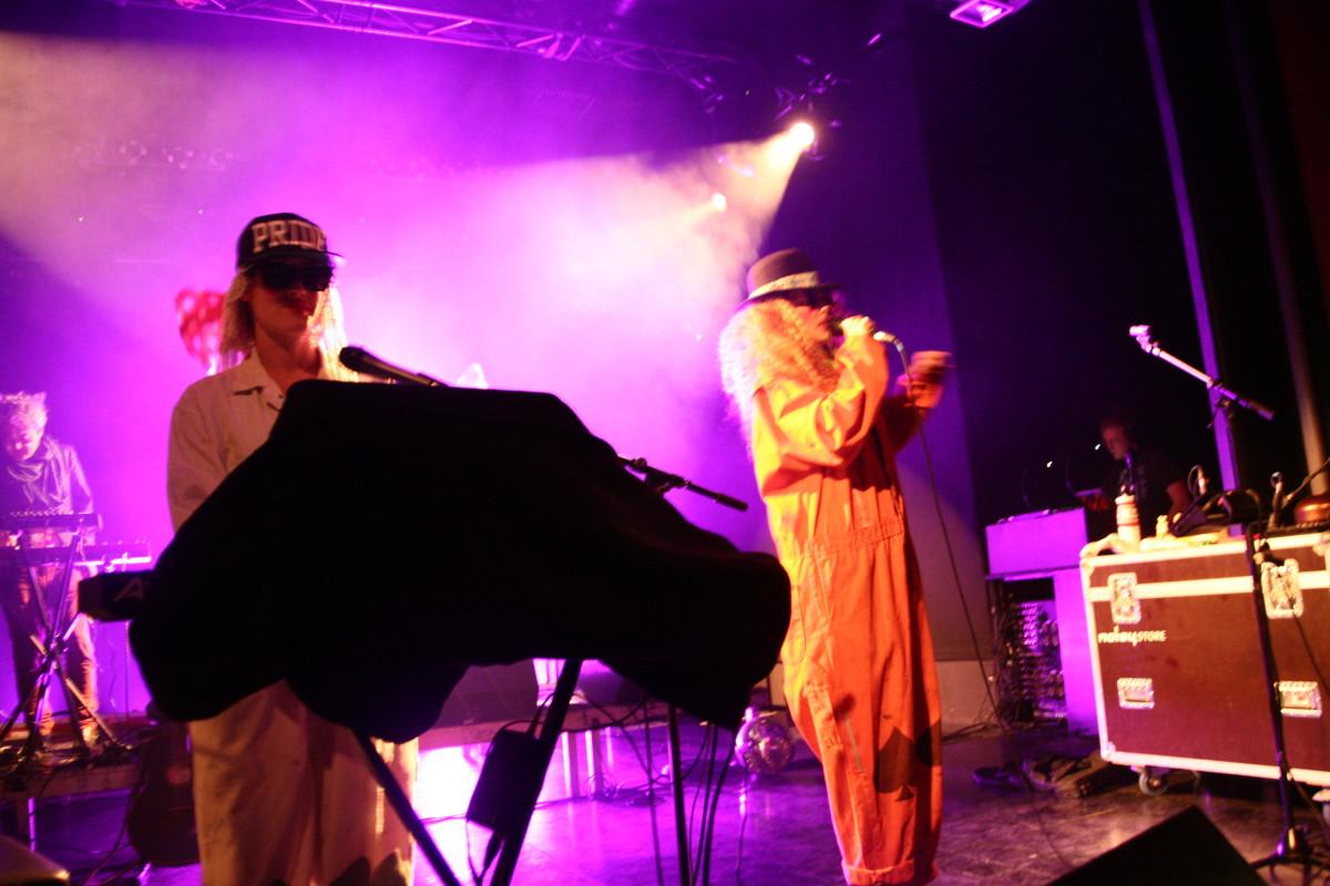 CocoRosie (Credit Mauricio Quiñones/MusikBlog)