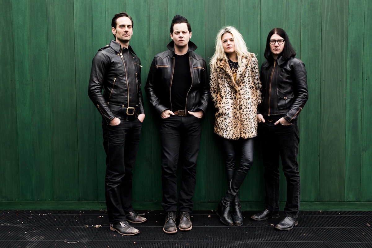 The Dead Weather (Credit David James Swanson)