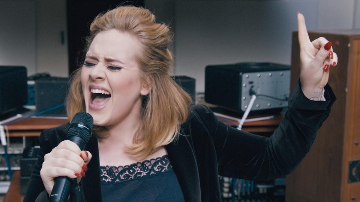 Adele (Credit XL Recordings)