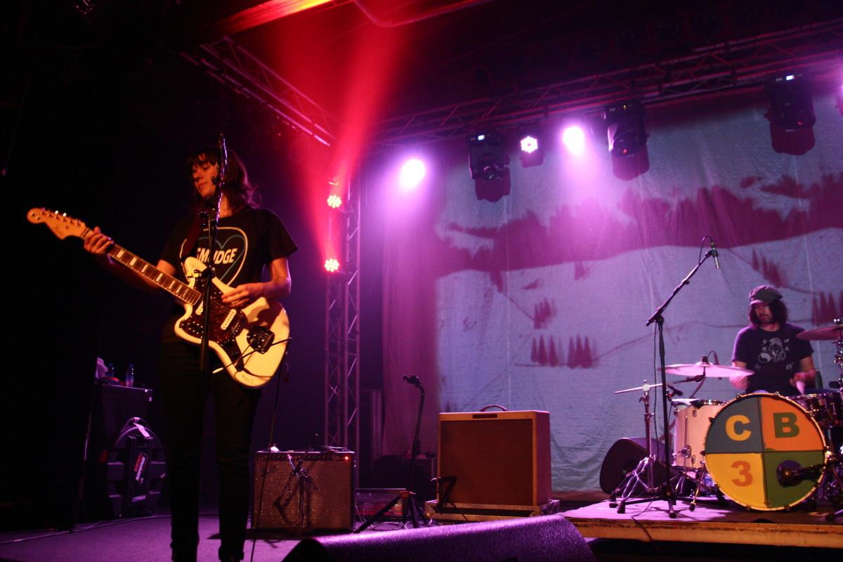 Courtney Barnett (Credit Mauricio Quiñones MusikBlog)