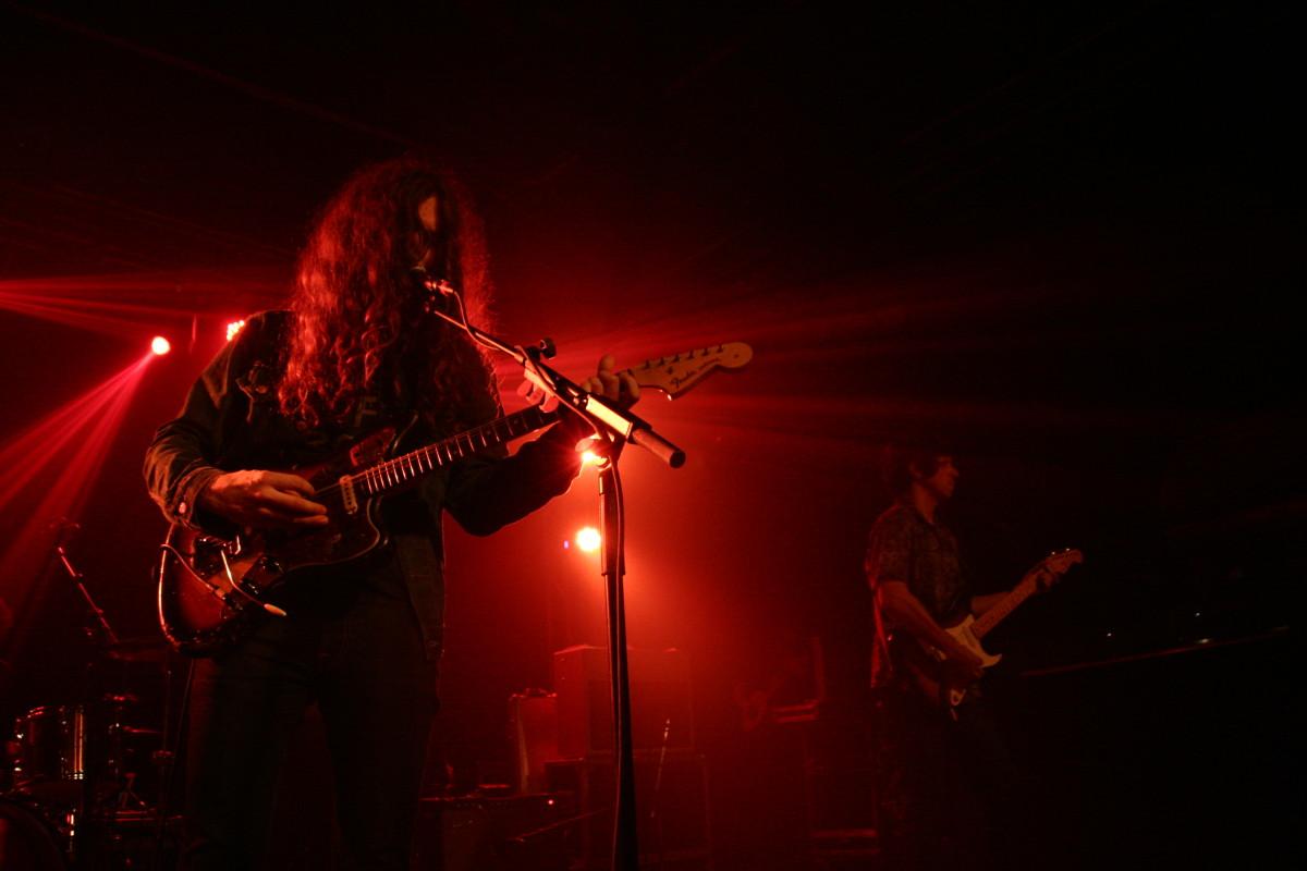 Kurt Vile (Credit Mauricio Quiñones/MusikBlog)