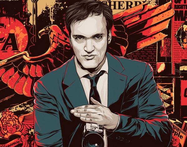 Quentin Tarantino (Credit: Ken Taylor)