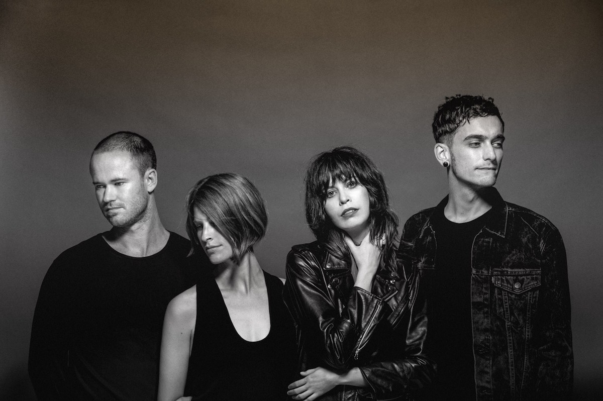 The Jezabels (Credit Cybele Malinowski)