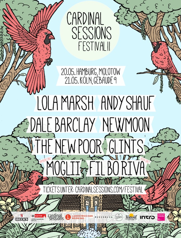 Cardinal Sessions Festival II