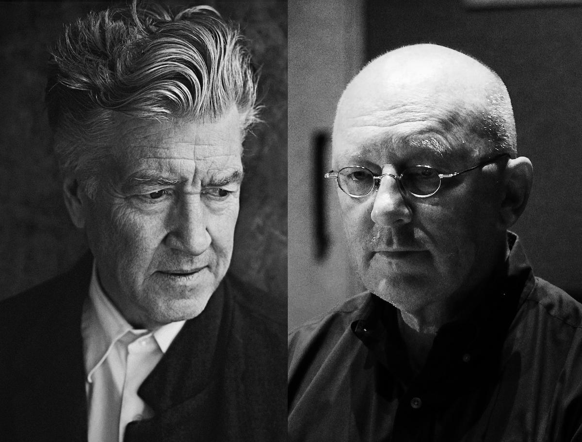 David Lynch & Marek Zebrowski (Credit PIAS)