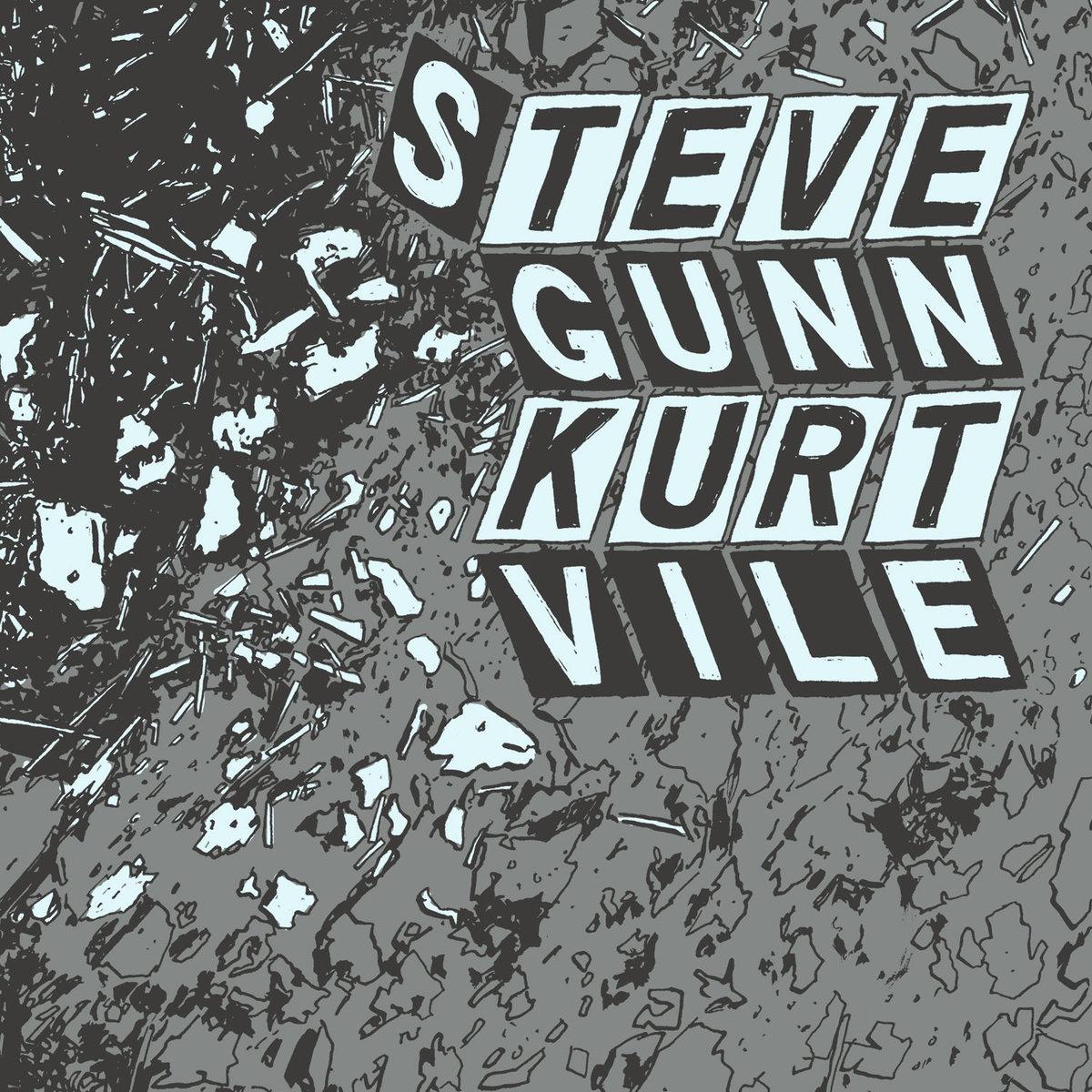 Kurt Vile And Steve Gunn – Parallelogram