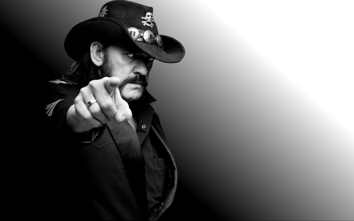 Lemmy Kilmister (Credit UDR Music)