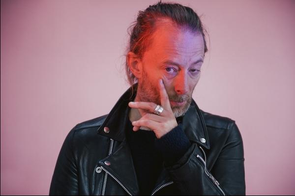 Radiohead (Credit: Tom Spray)