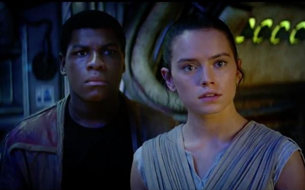 Star Wars: Das Erwachen der Macht (Credit: Disney/Lucasfilm)