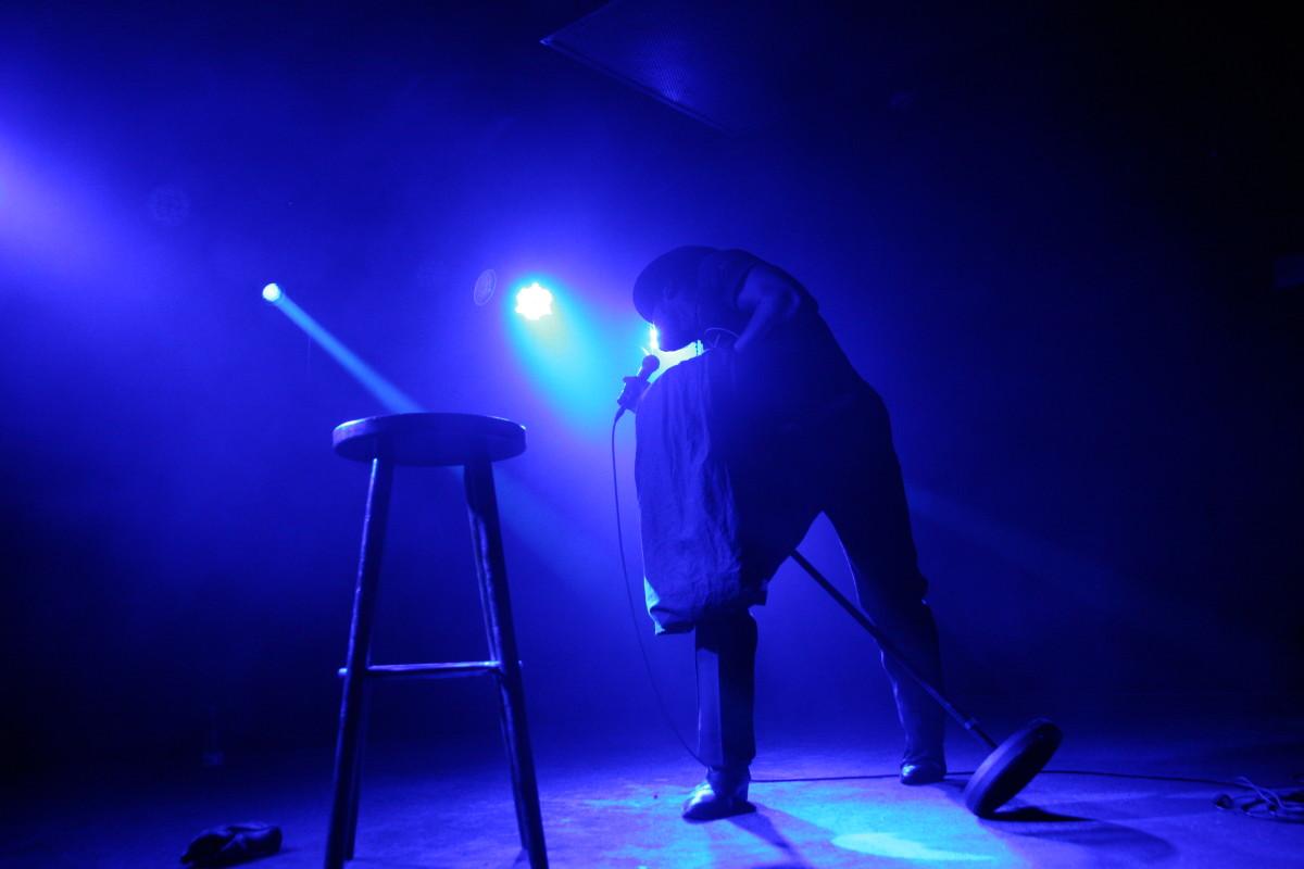 Willis Earl Beal (Credit Mauricio Quiñones/MusikBlog)