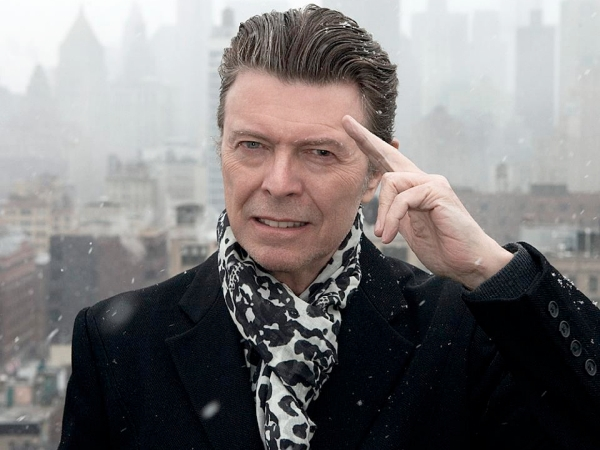 David Bowie (Credit: Columbia)
