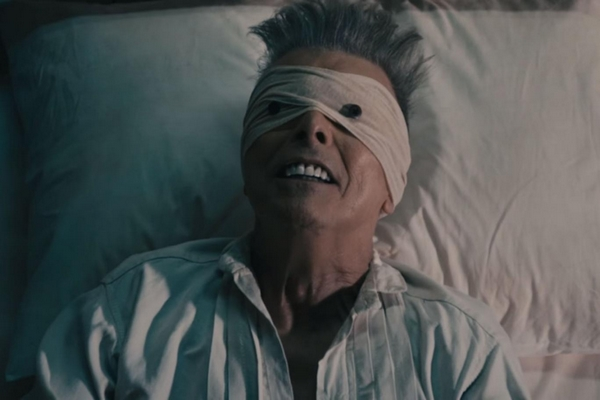 David Bowie – Lazarus (Credit: Columbia)