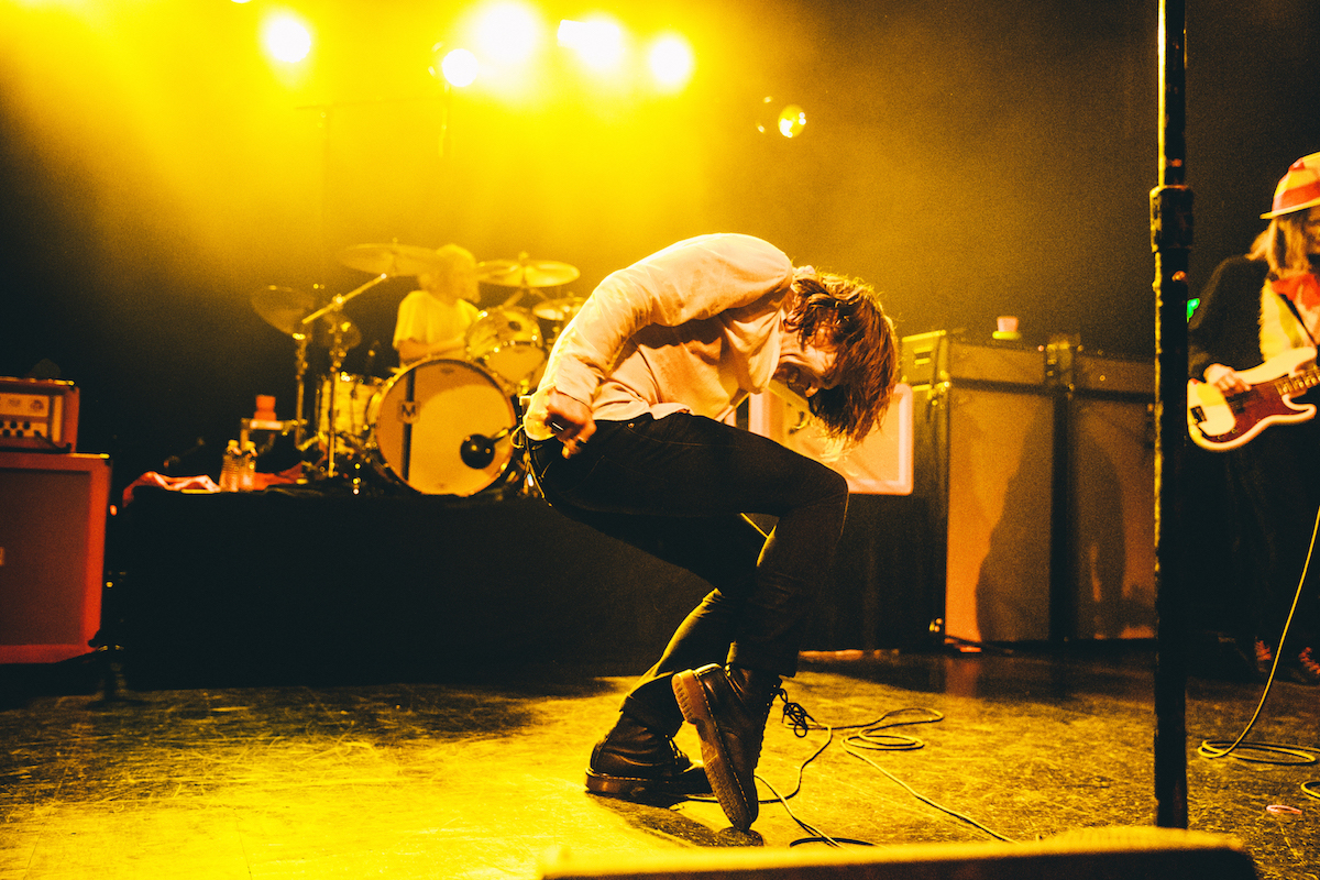 Cage The Elephant (Credit Pooneh Ghana)