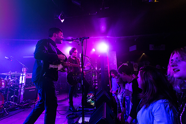 The Maccabees (Credit Michael Mederacke / MusikBlog)