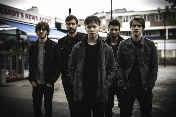 Nothing But Thieves (Credit Sony Music)