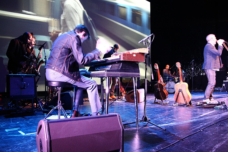 Tindersticks (Credit Mauricio Quiñones/MusikBlog)