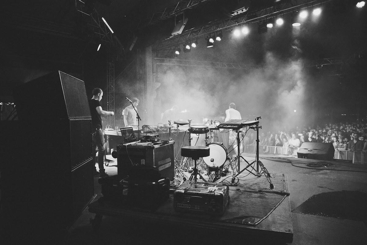 Jan Blomqvist & Band (Credit Armada Music)