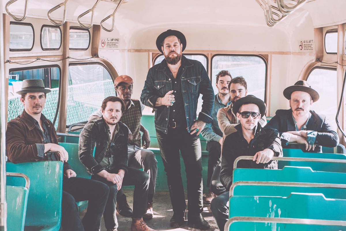 Nathaniel Rateliff & The Night Sweats (Credit Brantley Gutierrez)
