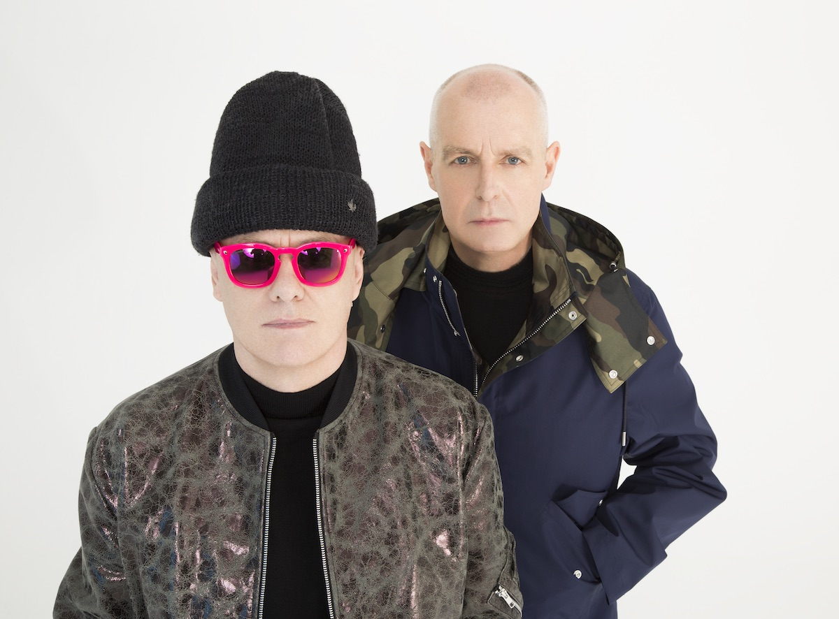 Pet Shop Boys (Credit Joseph Sinclair)