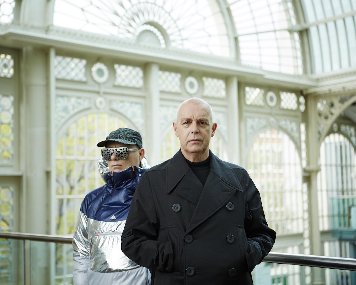 Pet Shop Boys (Credit Pelle Crépin)