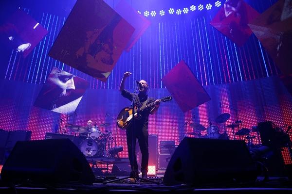 Radiohead (Credit Mark Metcalfe/Getty Images)