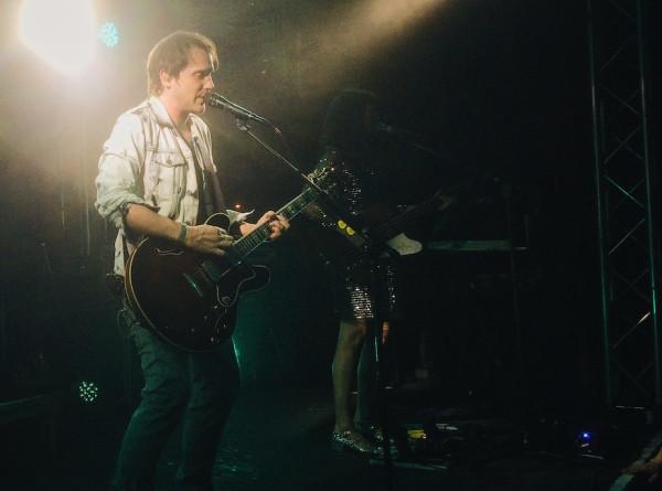 Silversun Pickups (Credit Michael Mederacke / Musikblog)