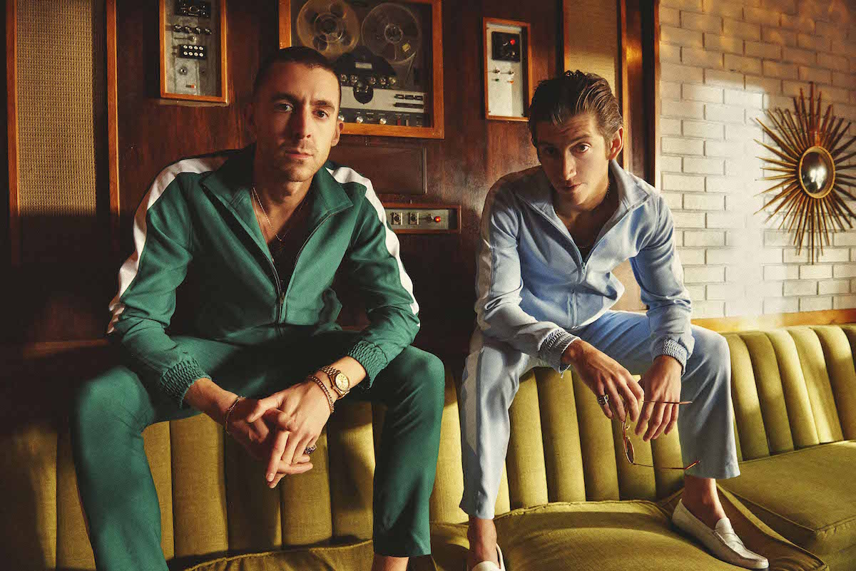 The Last Shadow Puppets (Credit Zackery Michael)