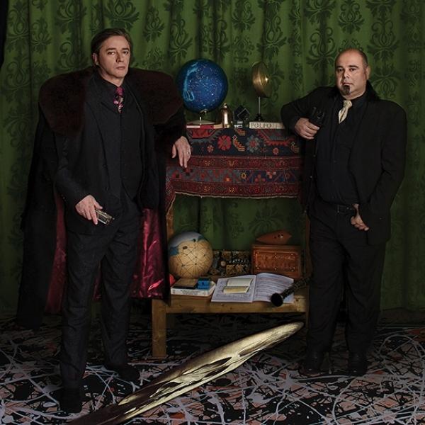 Teho Teardo & Blixa Bargeld – The Beast (Credit Specula Records)