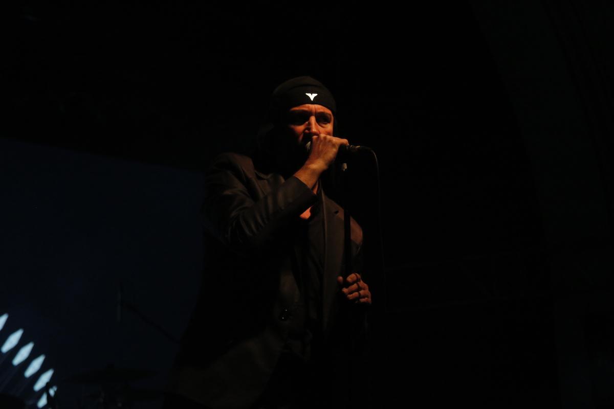 Laibach (Credit Rene Bittner/MusikBlog)